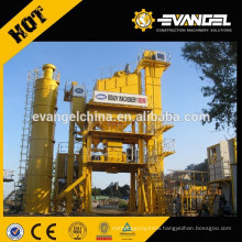 Popular 60m3/h mobile concrete batching plant HZS60 EVANGEL